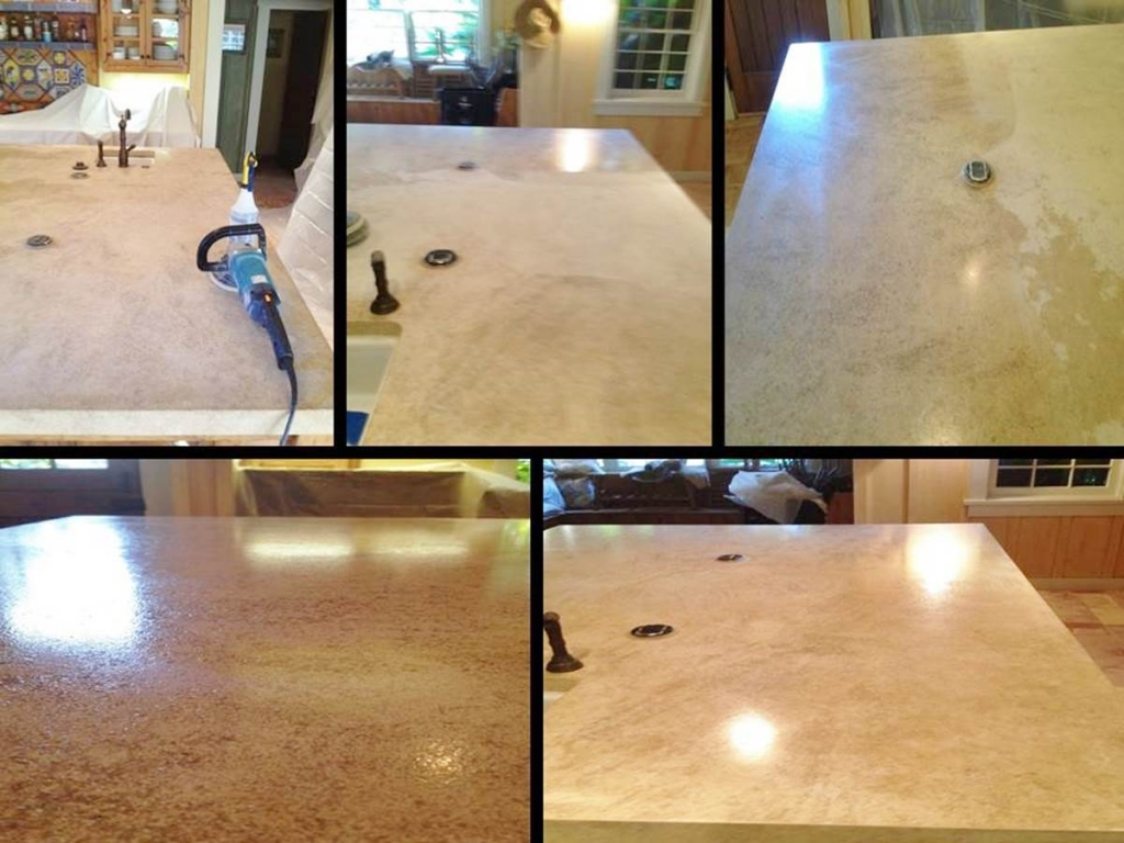 Marble Cleaning Services : Stone polishing service santa barbara goleta