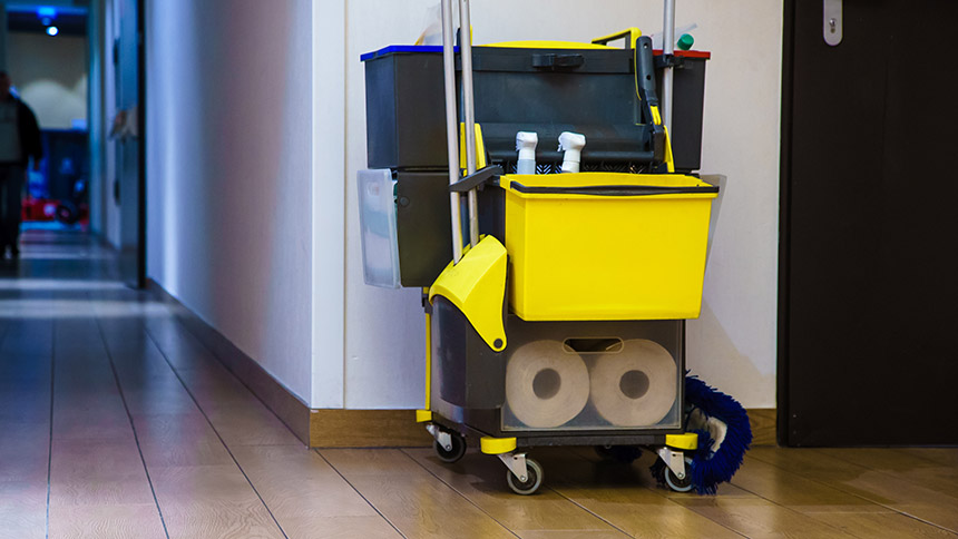 Janitorial/Office Cleaning Services