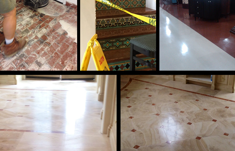 Floor Cleaning Specialty Services