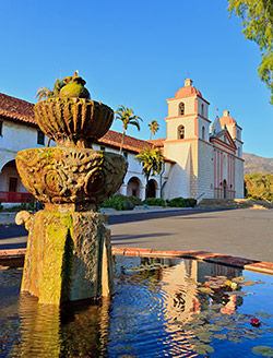 Santa Barbara Mission Professional Cleaning Company