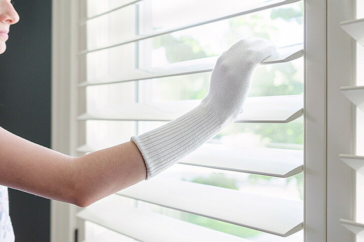 Image result for using socks for dusting
