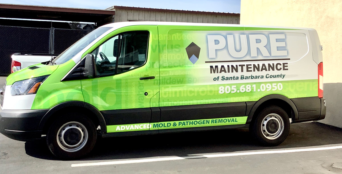 Pure Maintenance Van