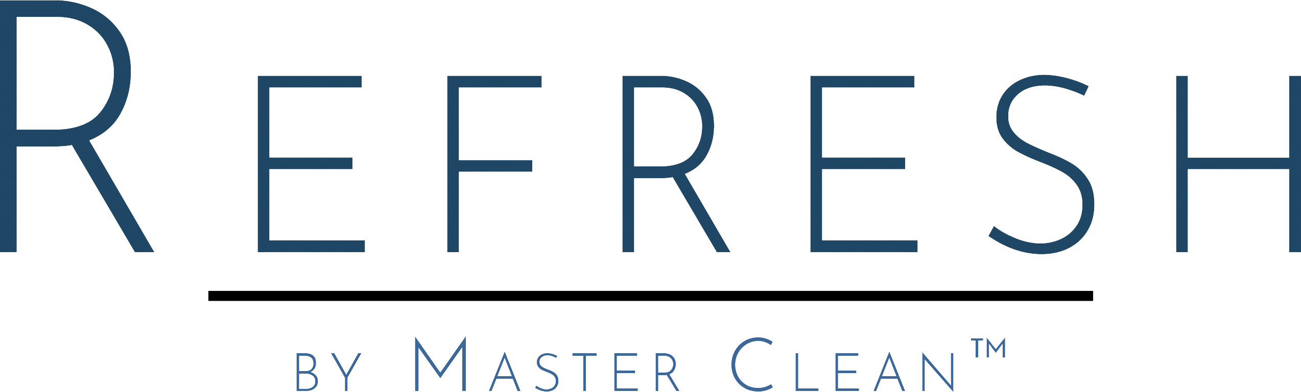 Refresh by Master Clean